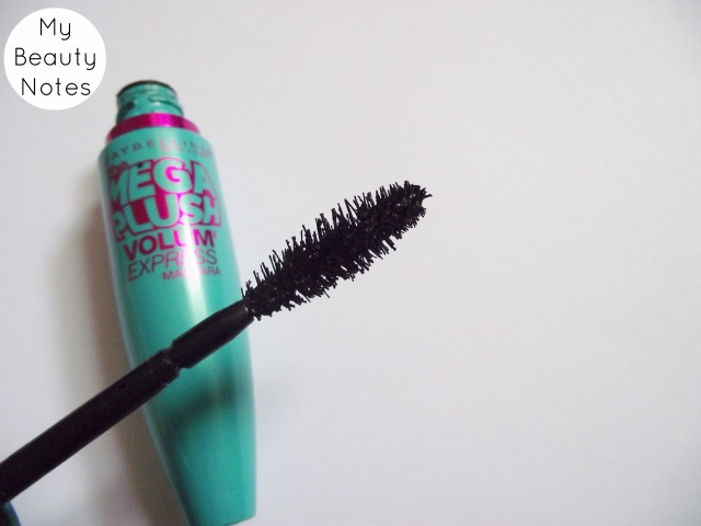 Maybelline Mega Plush Mascara 2 with title