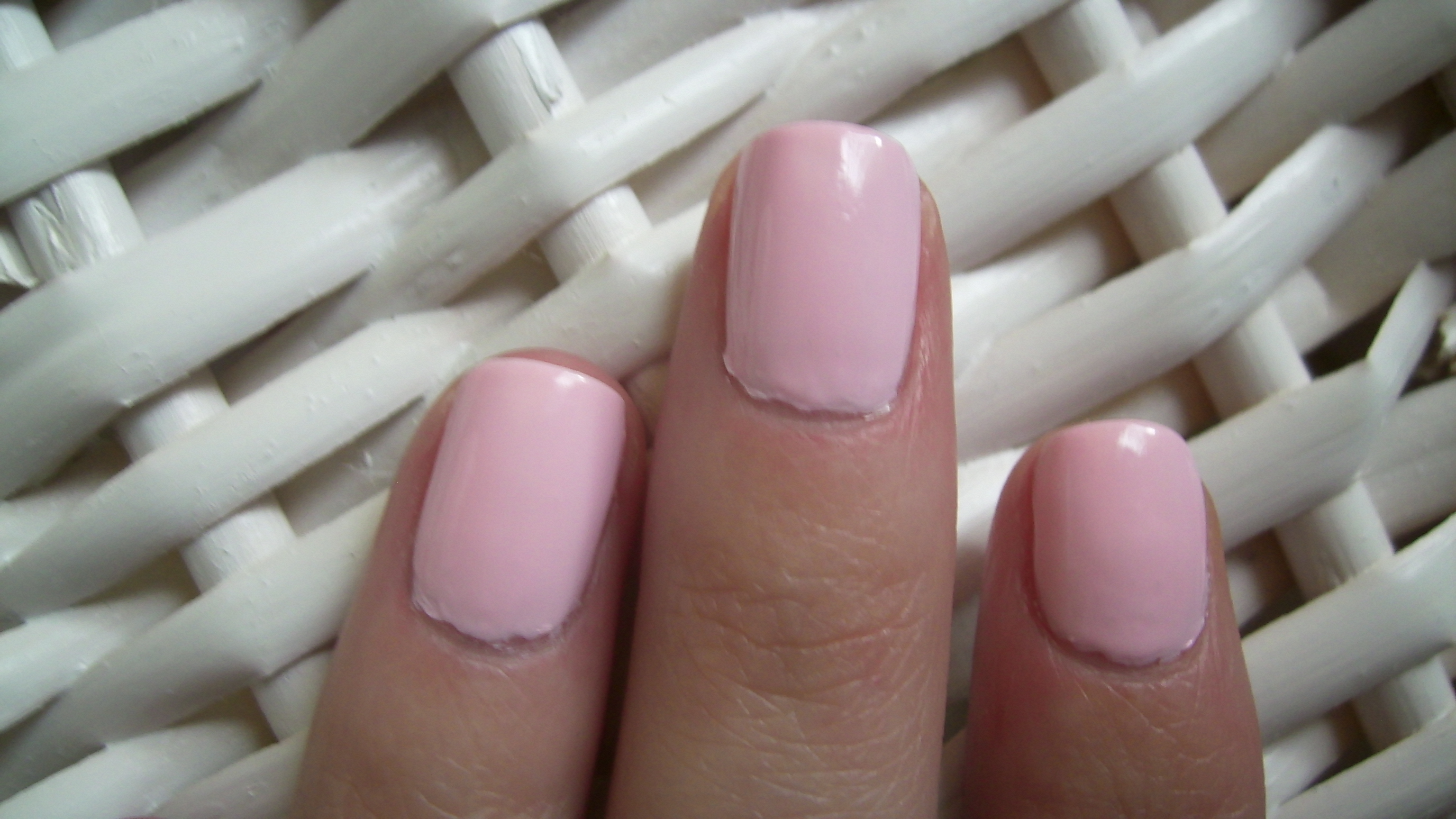 Nails Inc. Totes Pink (Free with June\'s InStyle Magazine) | My ...