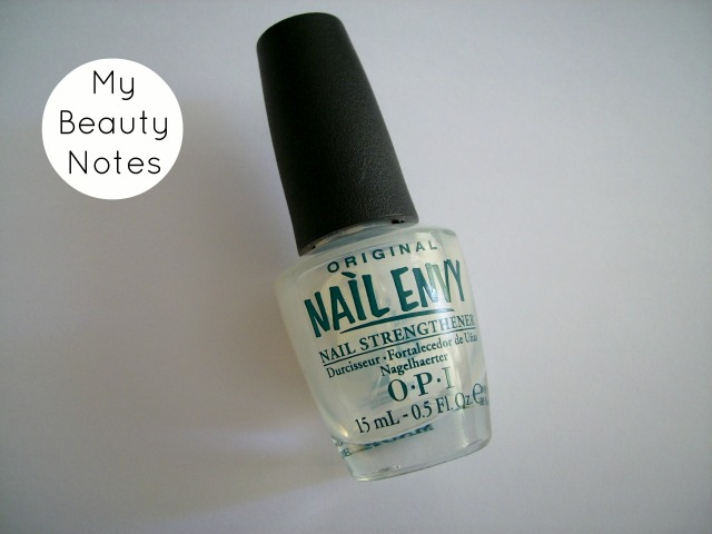 OPI Nail Envy with title