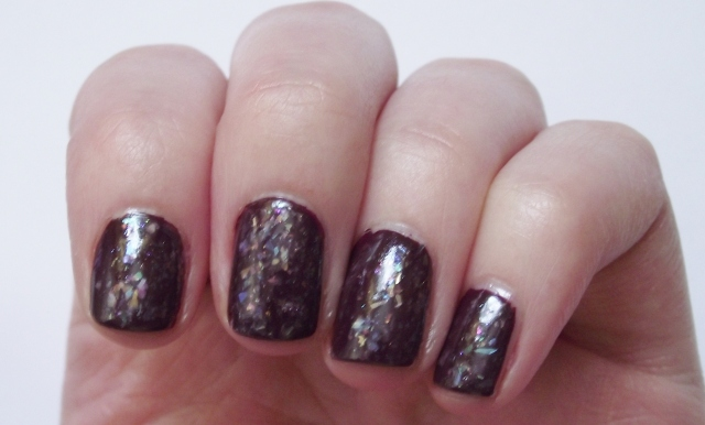 Barry M Berry Cosmo and Crystal Glaze