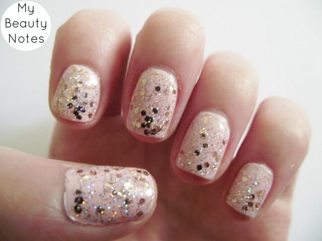 Glitter Nails 1