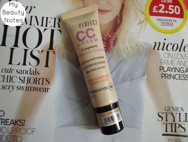 Bourjois CC Cream with title