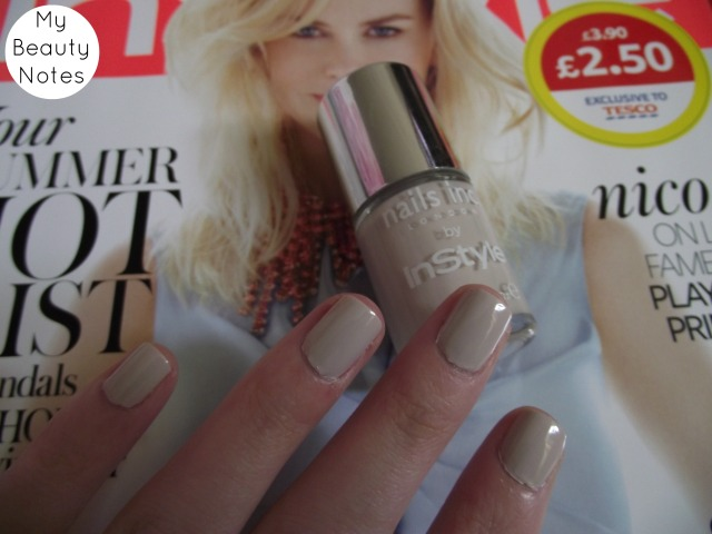 Nails Inc Instyle Blog with title