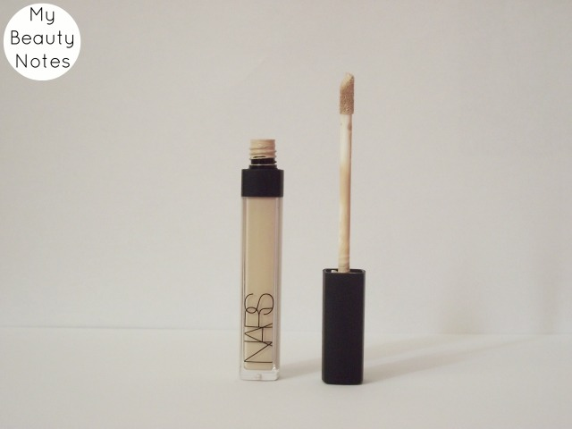 Nars creamy radiant concealer chantilly best concealer pale skin best high coverage concealer