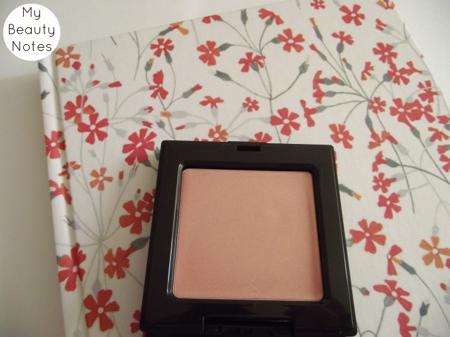 Laura Mercier Sheer Cheek Colour Golden Pink shimmer 2014 summer collection