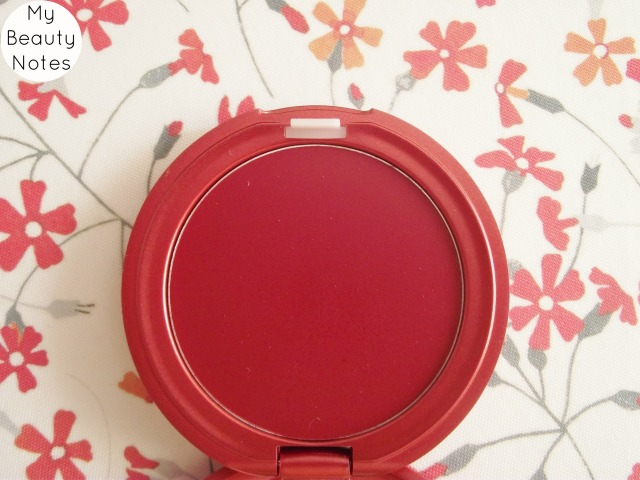 Stila Convertible Colour in Poppy cream blusher lip colour red berry colour blusher best cream blusher