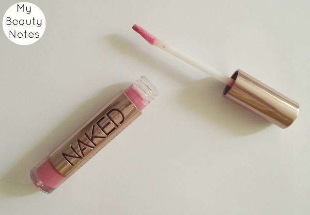 Urban Decay Naked Lip Gloss in Lovechild no shimmer pink