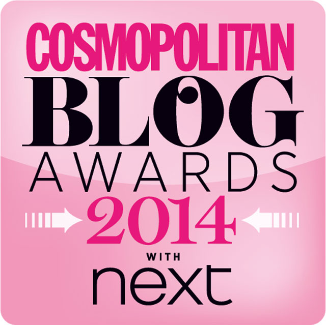 cosmo blog awards my beauty notes shortlisted