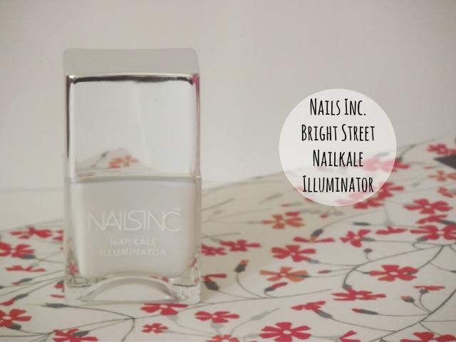 nails inc nail kale bright street illuminator alexa chung