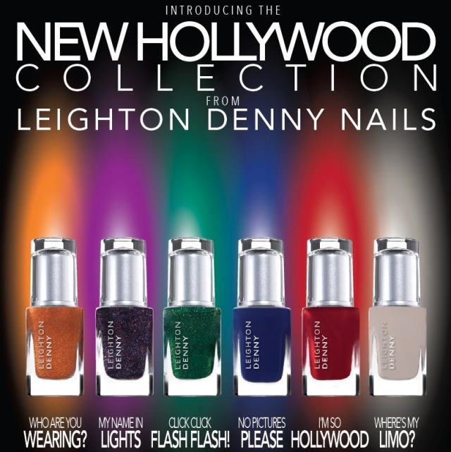 leighton denny hollywood collection